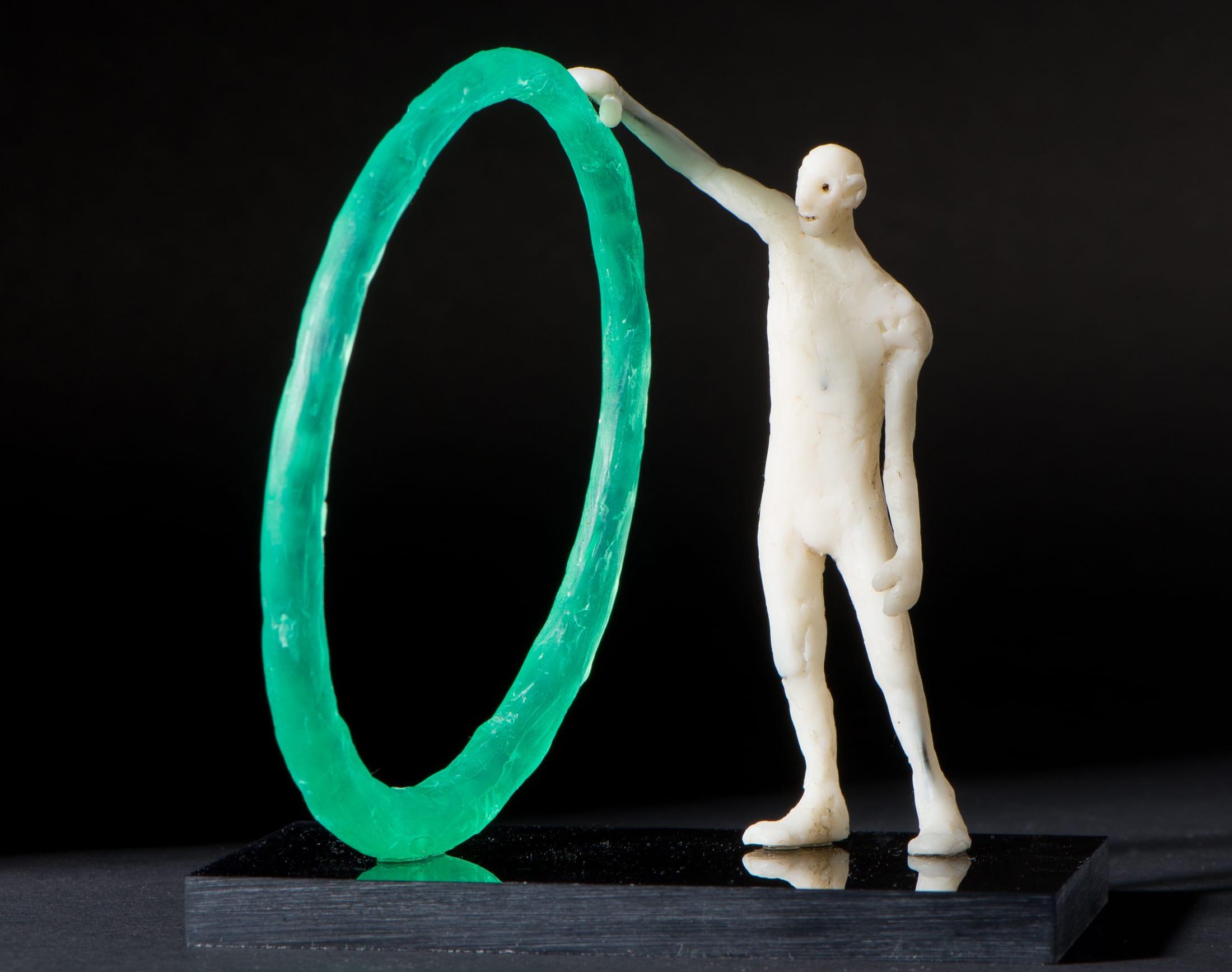 O Man sculpture