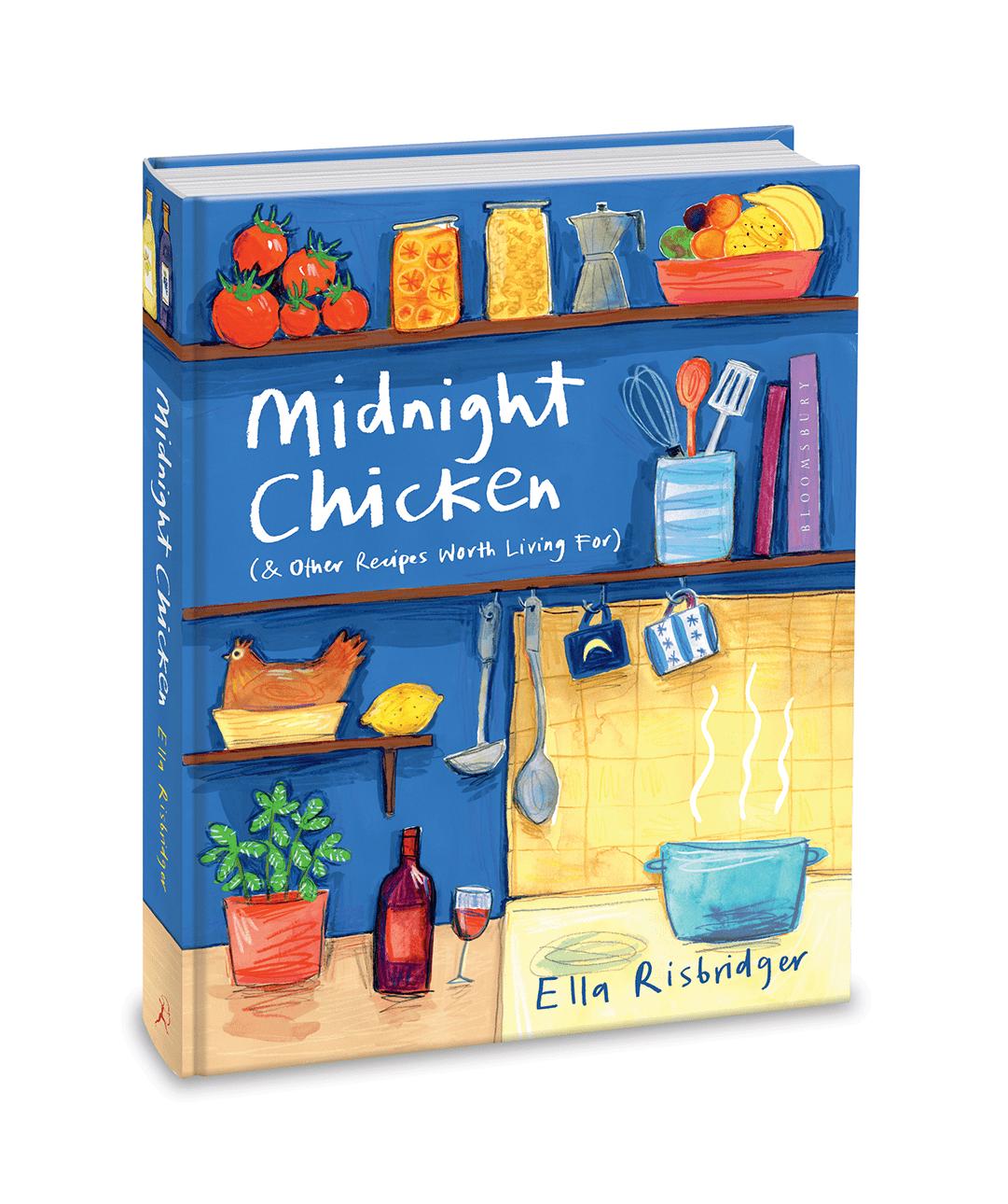 Midnight Chicken cover