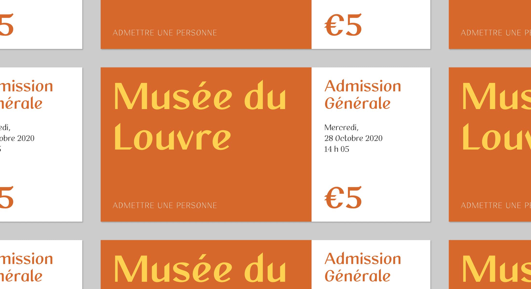 A mockup of Larsson Sans typeface