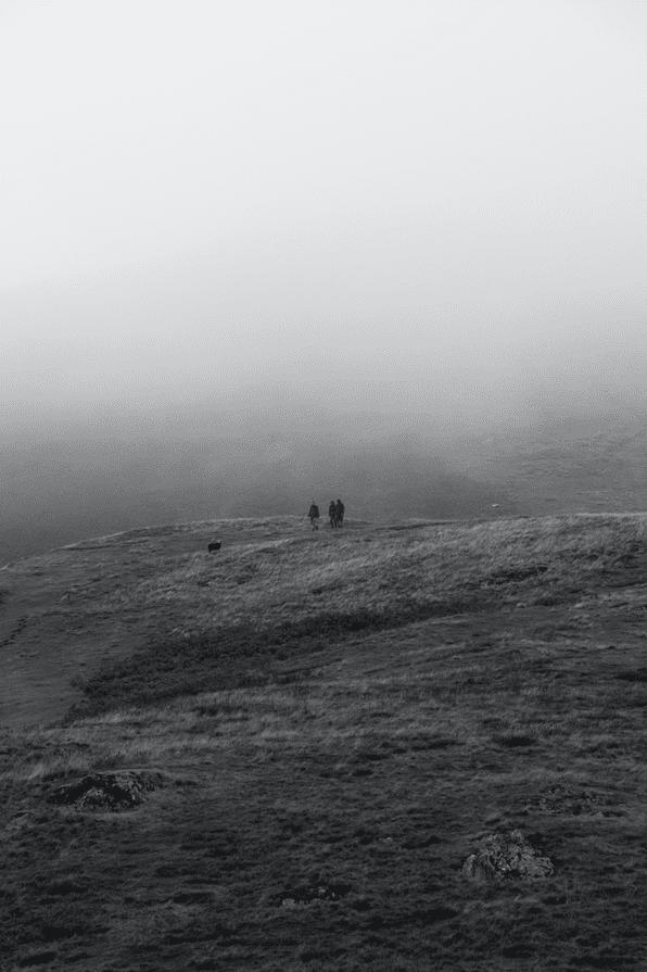 The Lake District, 2018.