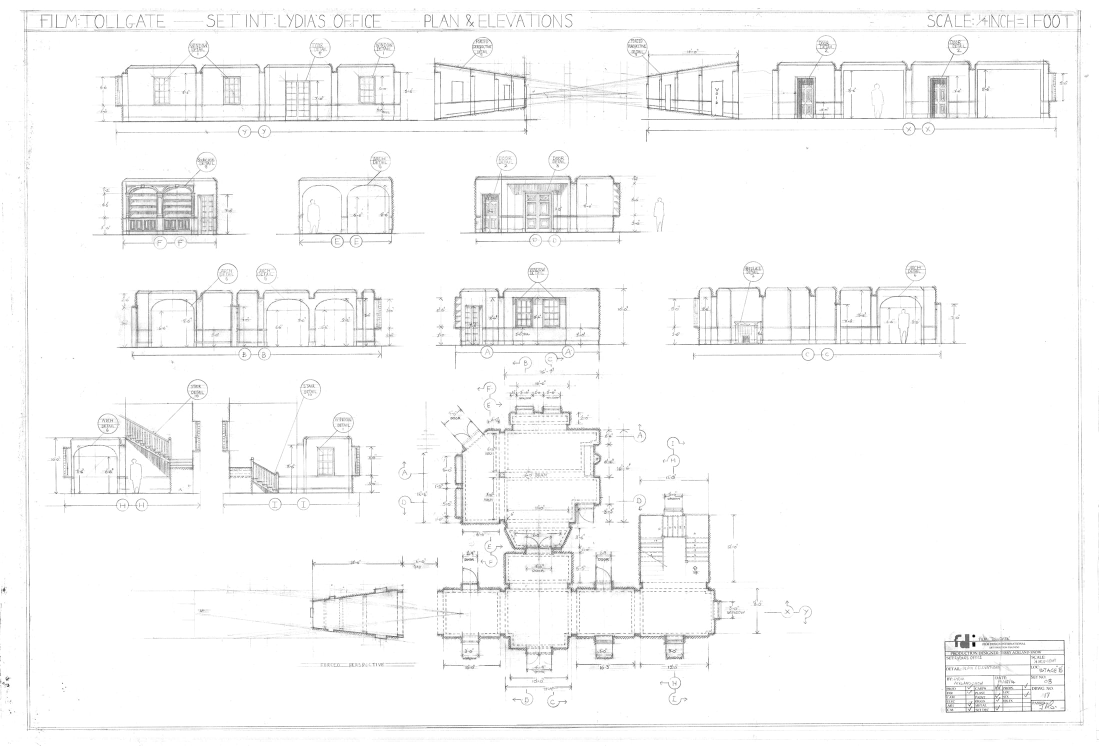 FDi - Set Drawing