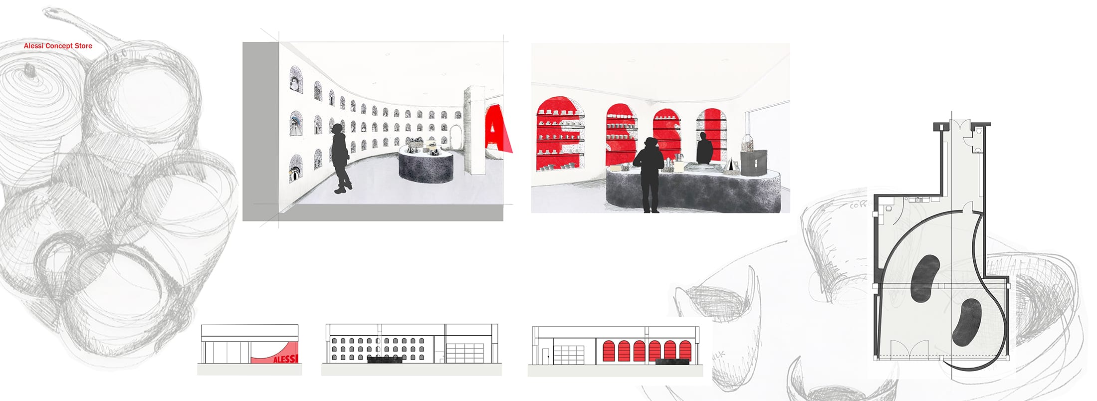 Alessi Retail Design