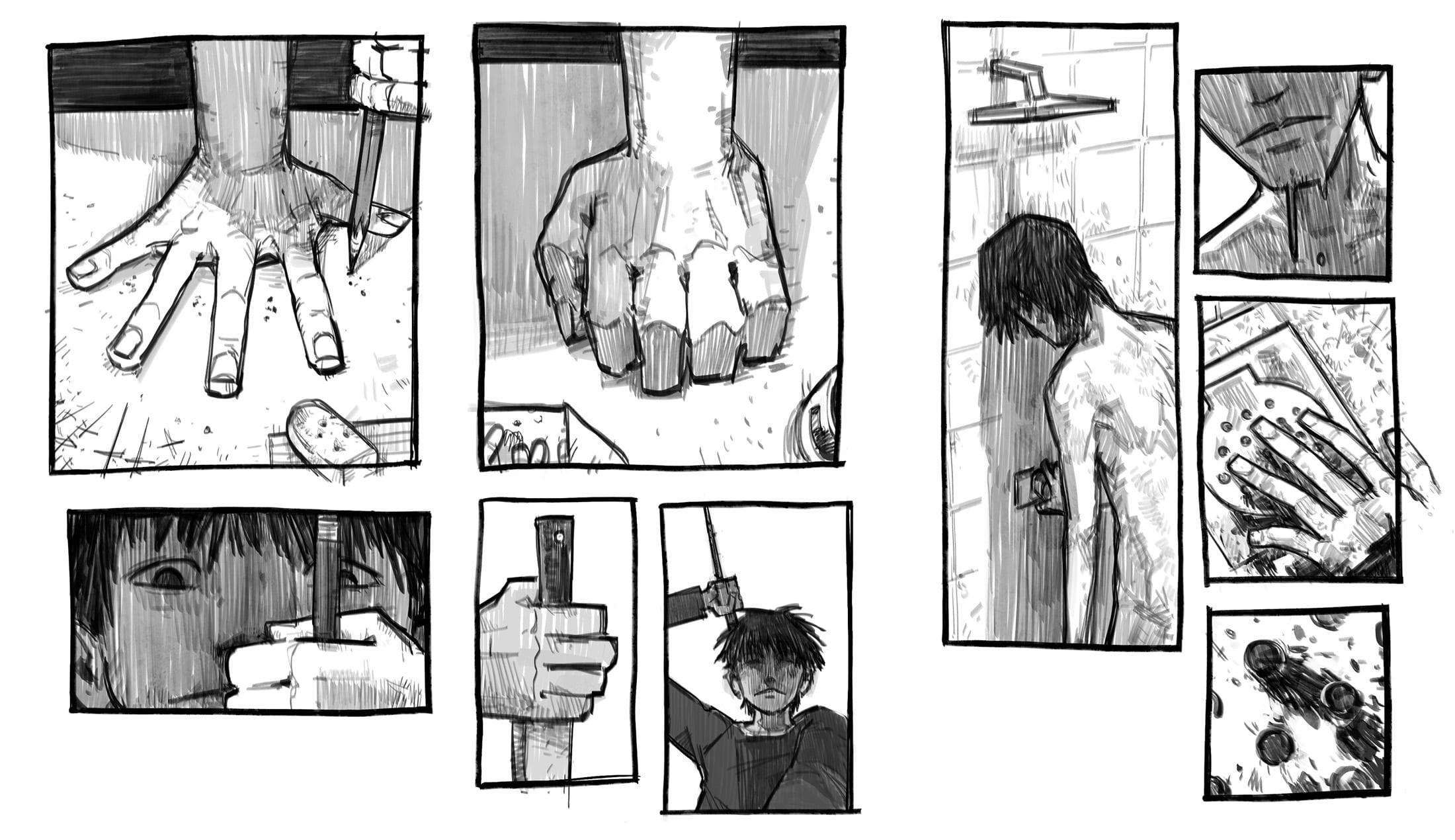 comic by ew.