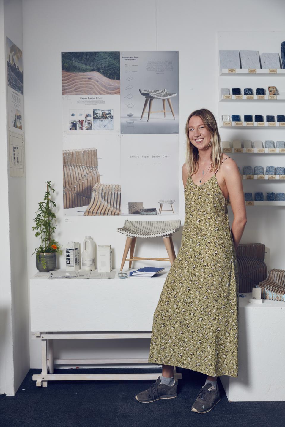 Sarah Batchelor at New Designers