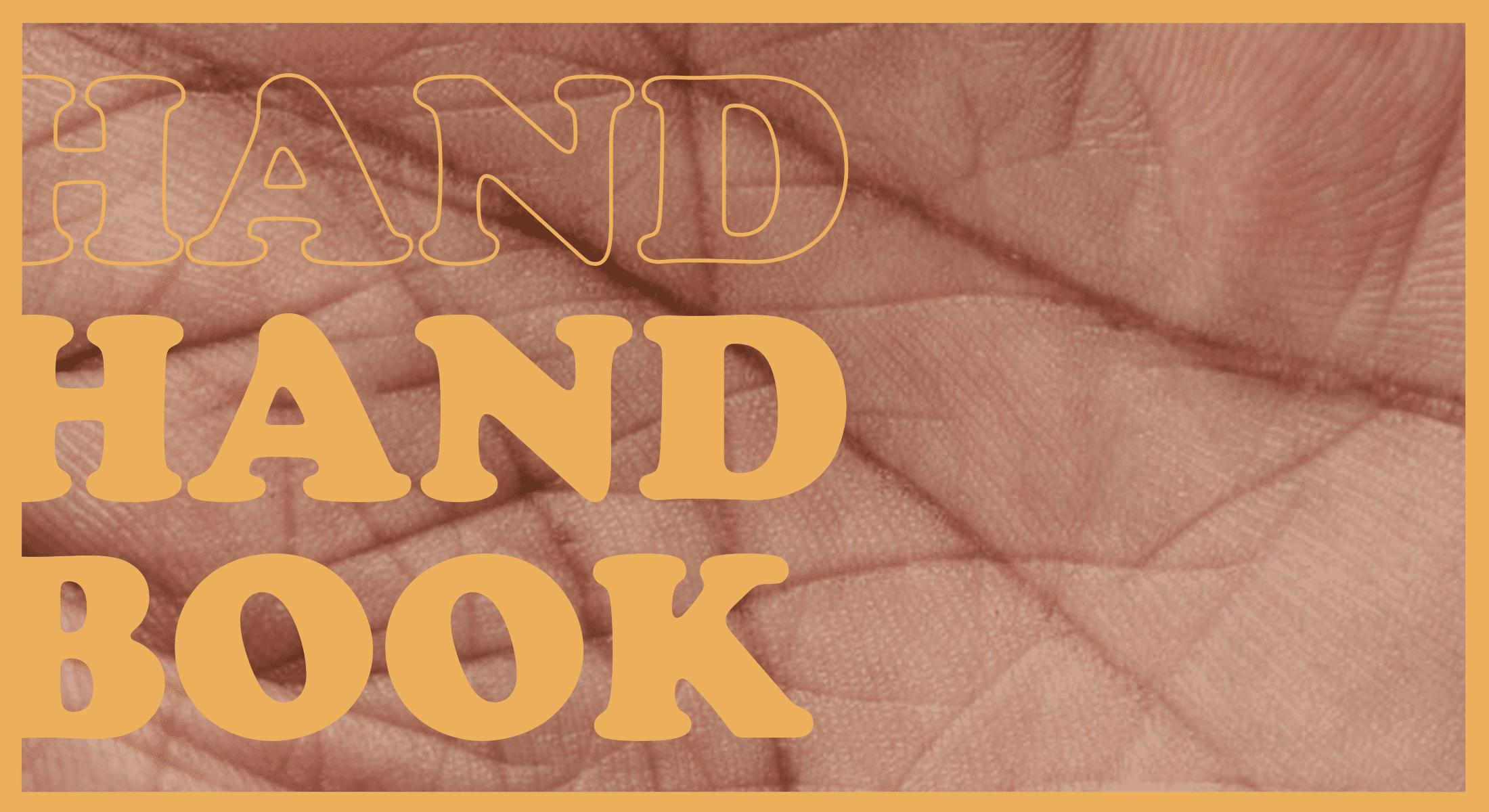 HAND Handbook cover