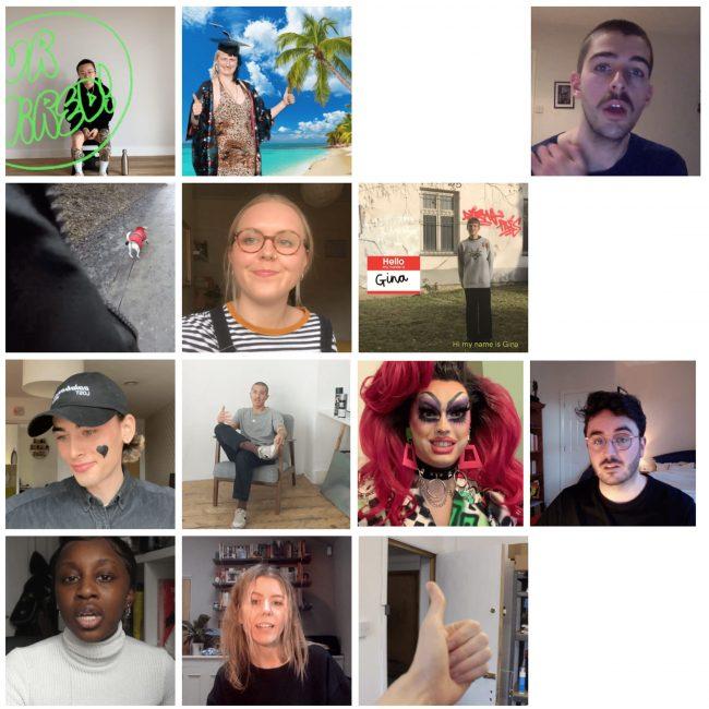 Portraits of Alumni