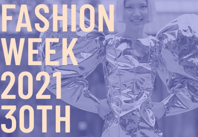 Graduate Fashion Week 2021 30th Anniversary