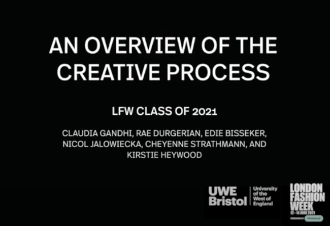 UWE Creative Process Video