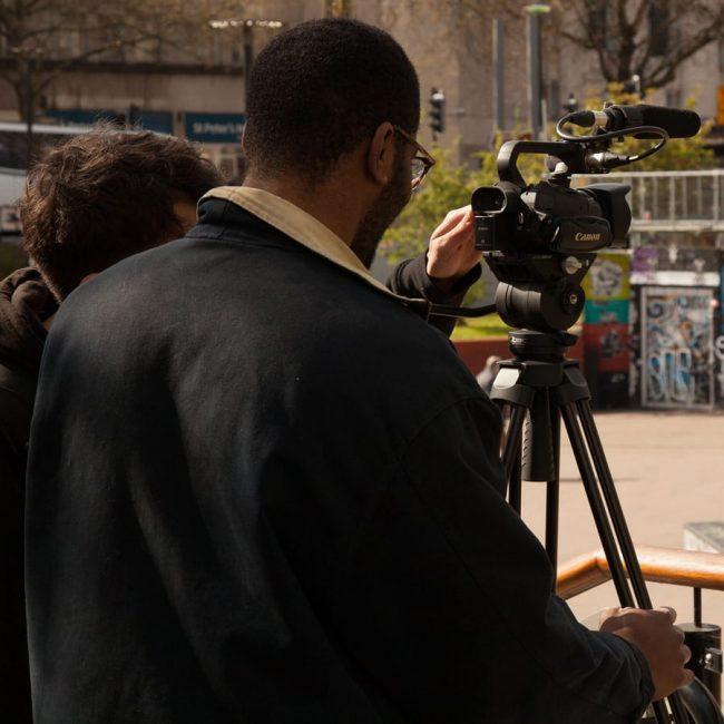 UWE Journalism Chris Brown