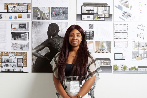 Patrice Watson on her New Designers Stand